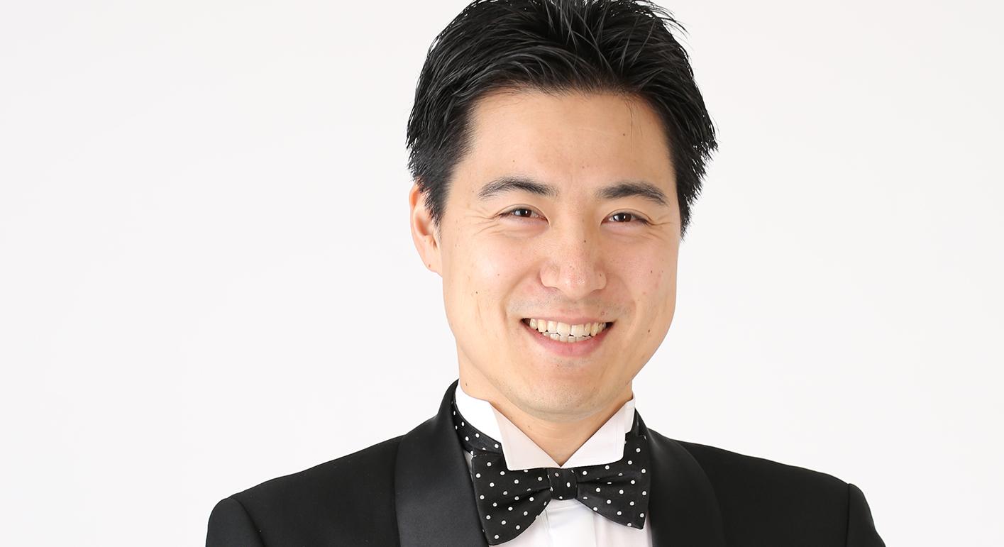 「音楽」と「食」を愛する 結婚式司会者の町田智之です