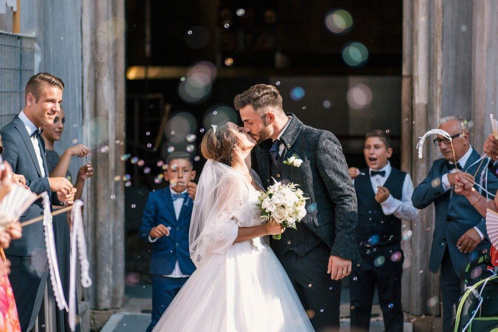 結婚式はいつがいい?