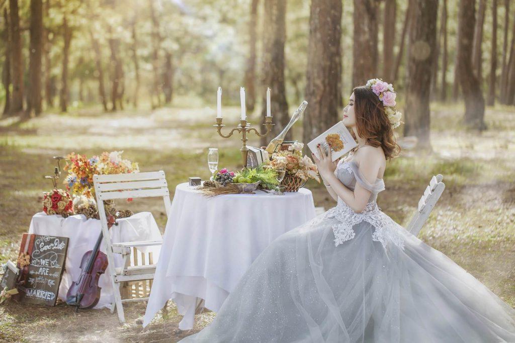 結婚式のテーマを考える