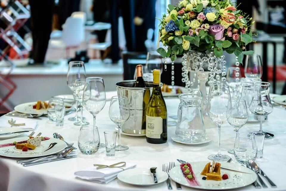 婚礼料理の値段
