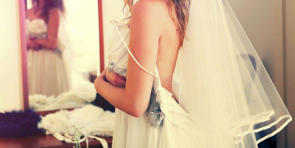 ウエディングドレスを綺麗に着るための5つのポイント