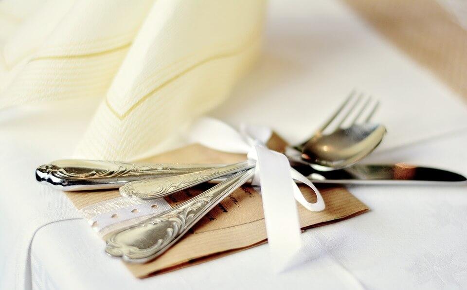 婚礼料理の食材
