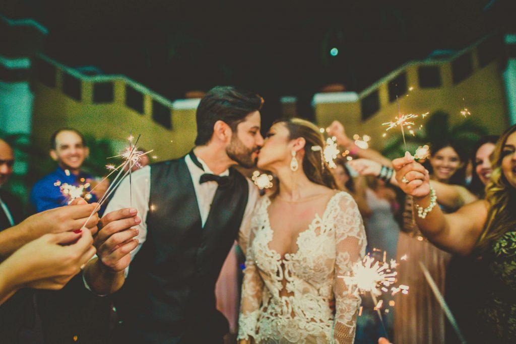 最近の結婚式では好きな種類を選んでOK