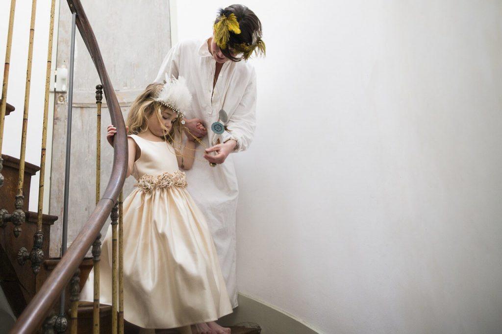 子供がドレスを着られるのは何歳まで