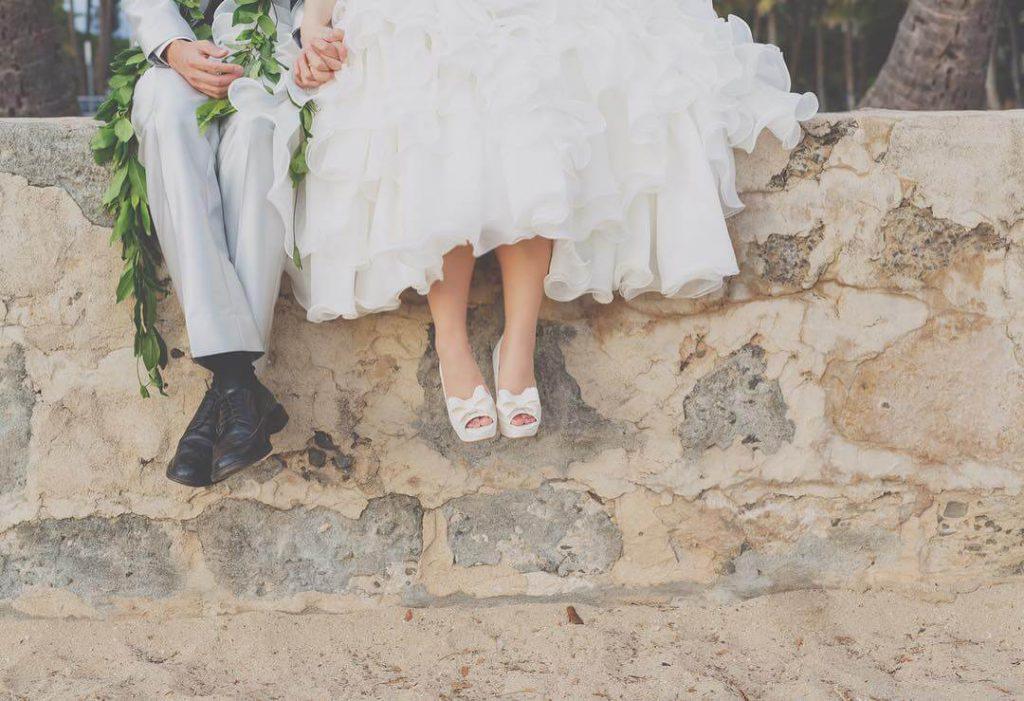 靴までこだわりたい!ブライダルシューズ選びのポイント