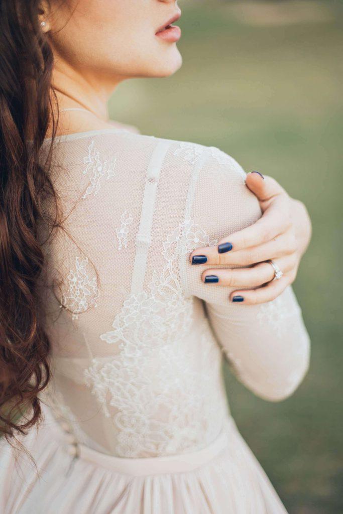 ウエディングドレス用ブライダルインナーの種類とは
