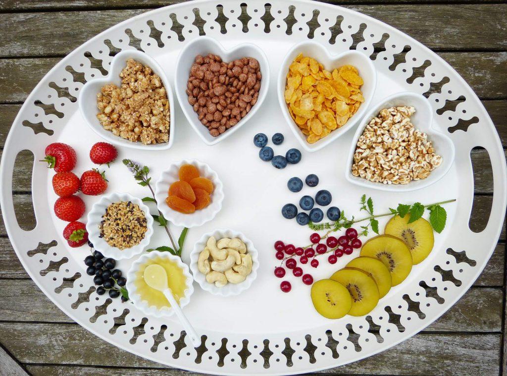 ウェディングのために意識的に摂りたい栄養素