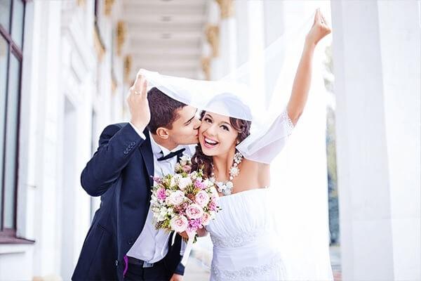 予算も理想通りな結婚式を