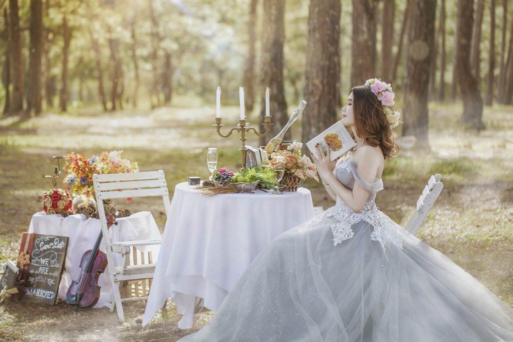 結婚式直前の食事の注意点は